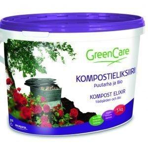 Greencare Puutarha Ja Bio 3 Kg Kompostieliksiiri