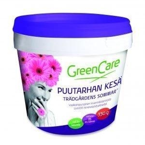 Greencare Puutarhan Kesä 330 G Kastelulannoite