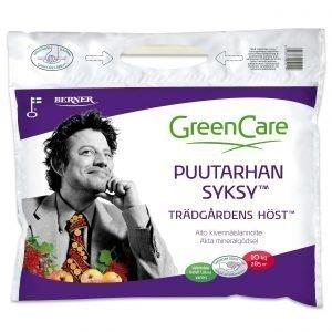 Greencare Puutarhan Syksy Kivennäislannoite