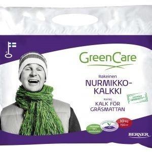 Greencare Rakeinen Nurmikkokalkki Grobiootti 10 Kg