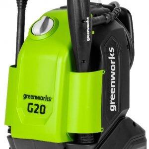 Greenworks Painepesuri G20 110 Bar 1400w / 230v
