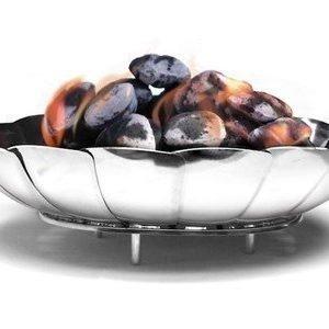 Grilliput Kannettava ja koottava minigrilli FireBowl