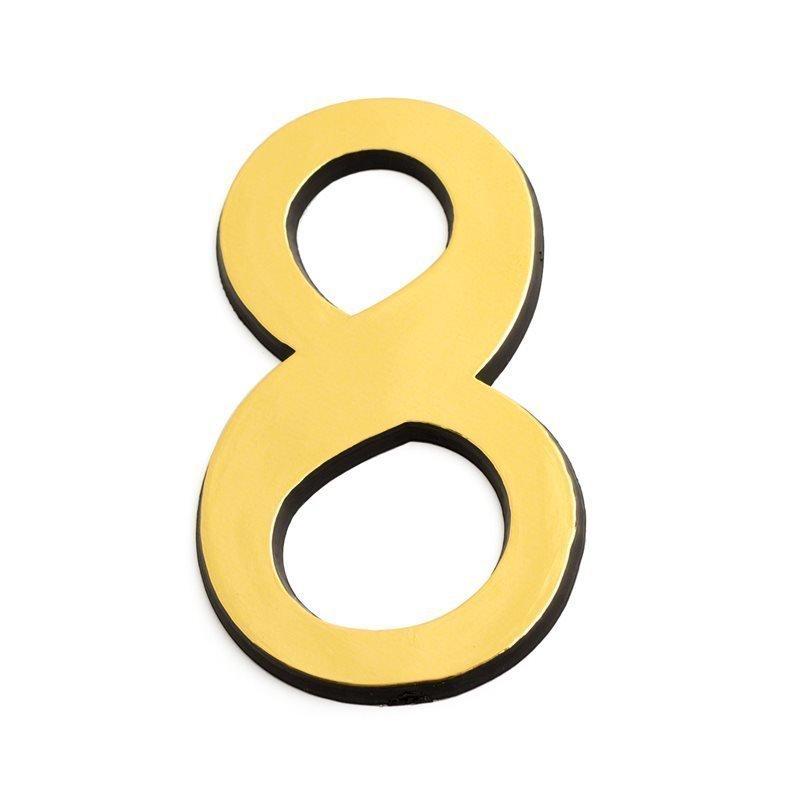 Habo 463 Numero 75mm Kulta