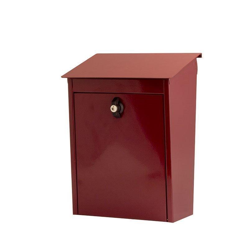 Habo 9441B Postilaatikko Punainen