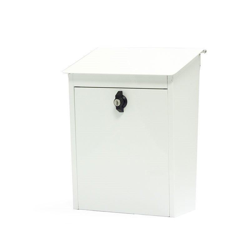 Habo 9441B Postilaatikko Valkoinen