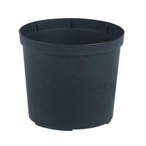 Hammarplast Istutusruukku Musta
