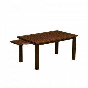 Hillerstorp Älgö Pöytä 90x150 / Ruskea 185 Cm