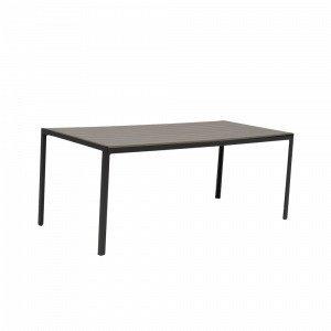 Hillerstorp Åminne Pöytä Harmaa 85x190 Cm