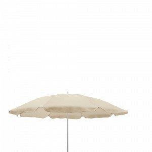 Hillerstorp Aurinkovarjo Valkoinen Ø 135 Cm