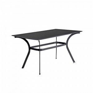 Hillerstorp Bredared Pöytä Musta 80x140 Cm