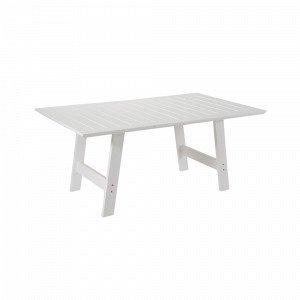 Hillerstorp Cecilia Pöytä Valkoinen 100x165 Cm