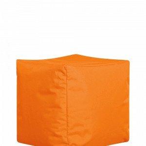 Hillerstorp Cube Säkkituoli Oranssi
