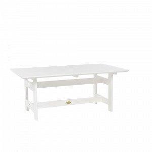 Hillerstorp Herrgård Pöytä Valkoinen 90x165 Cm