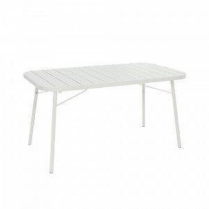 Hillerstorp Horda Pöytä Valkoinen 80x140 Cm