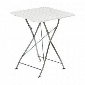 Hillerstorp Krögaren Pöytä Valkoinen 70x70 Cm