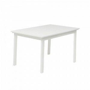 Hillerstorp Läckö Pöytä Valkoinen 80x135 Cm