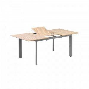 Hillerstorp Nydala Pöytä 96x150 / Hopea 200 Cm