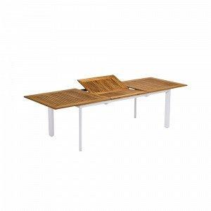 Hillerstorp Nydala Pöytä 96x200 / Valkoinen 280 Cm
