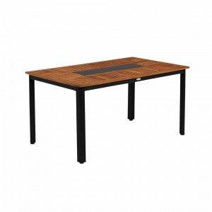 Hillerstorp Nydala Pöytä Musta 90x150 Cm