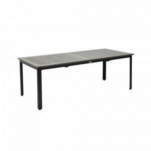 Hillerstorp Nydala Pöytä Musta 90x200 Cm