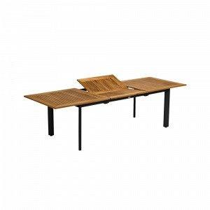 Hillerstorp Nydala Pöytä Musta 96x200 Cm
