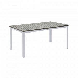 Hillerstorp Nydala Pöytä Valkoinen 90x150 Cm
