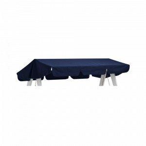 Hillerstorp Puutarhakeinun Katos Sininen 125x191 Cm
