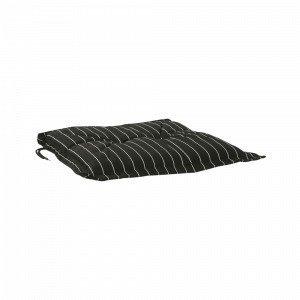 Hillerstorp Rand Istuintyyny Musta 40x40 Cm