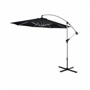 Hillerstorp Sidewinder Aurinkovarjo 350 Musta