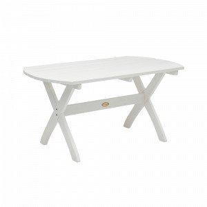 Hillerstorp Solvik Pöytä Valkoinen 80x140 Cm