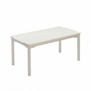 Hillerstorp Visby Pöytä Valkoinen 85x150 Cm