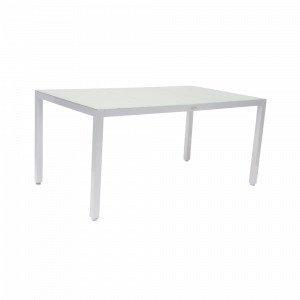 Hillerstorp Voxtorp Pöytä Valkoinen 90x160 Cm