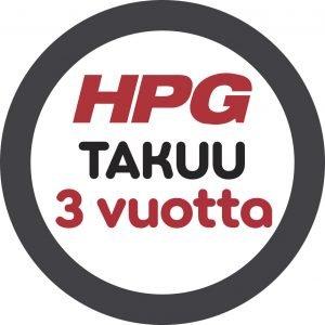 Hpg G51s-B 4 In 1 Ruohonleikkuri Vetävä
