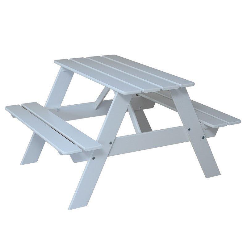 Jabo Lastenpöytä Valkoinen