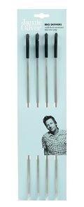 Jamie Oliver Bbq-Varras 4 Kpl