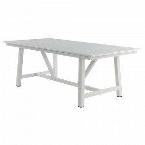 Jotex Calais Pöytä Valkoinen 100x210 Cm