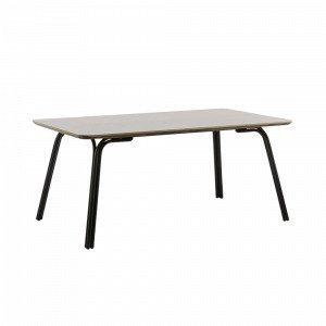 Julia Bernon Pöytä Harmaa 180x100 Cm