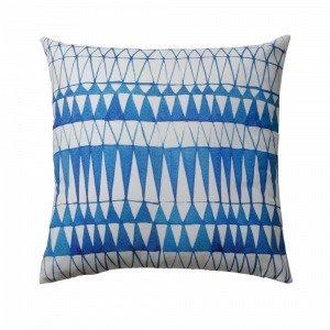Julia Greece Tyyny Sininen Sininen 45x45 Cm
