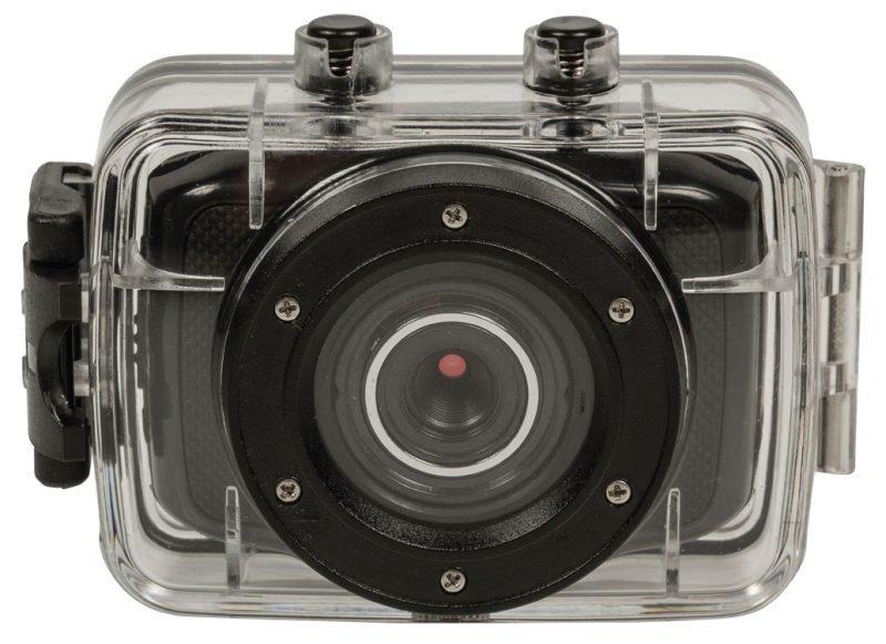 Vedenpitävä Kamera