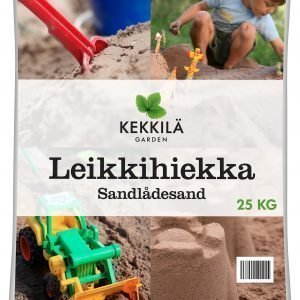 Kekkilä 25 Kg Leikkihiekka