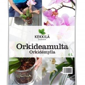 Kekkilä 6 L Orkideamulta
