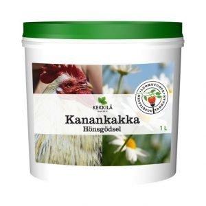 Kekkilä Kanankakka 1 l
