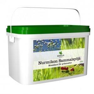 Kekkilä Nurmikon Sammalsyöjä 5 Kg Pakki