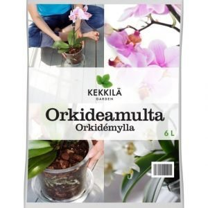 Kekkilä Orkideamulta 6 l