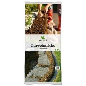 Kekkilä Turveharkko 3 Kpl/Pkt