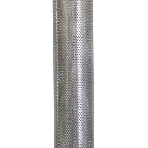 Kirami Lämpösuoja Alumiinia 120mm Piipulle 1m