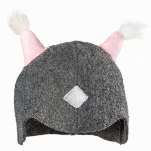 Kirami Lynx Tuft Pink Kylpyhattu