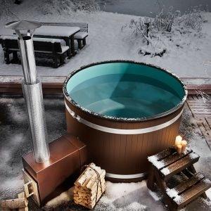 Kirami Rappu Kylpytynnyriin 50 Cm Petsattu Kuusi