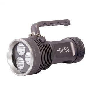 LED Kahvalamppu ladattava USB 24W BERG 2000lm