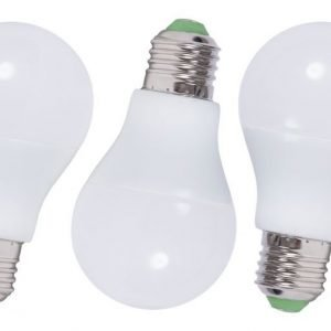 LED lamppu E27 3PACK POWER 3x7W